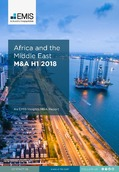 Africa and the Middle East M&A Overview Report H1 2018 - Page 1