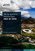 Africa and the Middle East M&A Overview Report Q1 2019 - Page 1