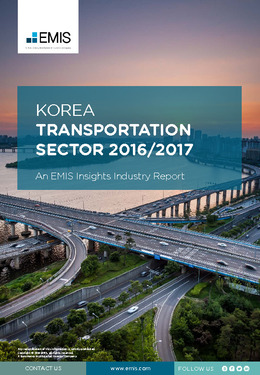 South Korea Transportation Sector Report 2016/2017 - Page 1