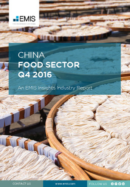 China Food Sector Report 2016 4th Quarter - Page 1