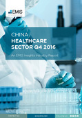 China Healthcare Sector Report 2016 4th Quarter - Page 1