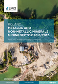 Poland Metallic and Non-Metallic Minerals Mining Sector Report 2016/2017 - Page 1