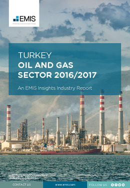Turkey Oil and Gas Sector Report 2016/2017 - Page 1