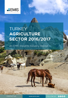 Turkey Agriculture Sector Report 2016/2017 - Page 1
