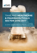 Thailand Healthcare and Pharmaceuticals Sector Report 2016/2017 - Page 1