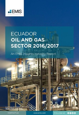 Ecuador Oil and Gas Sector Report 2016/2017 - Page 1