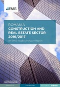 Romania Construction and Real Estate Sector Report 2016/2017 - Page 1