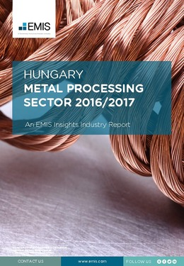 Hungary Metal Processing Sector Report 2016/2017 - Page 1