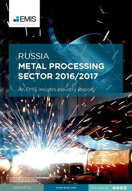 Russia Metal Processing Sector Report 2016/2017 - Page 1