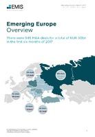 Emerging Europe M&A Overview Report H1 2017 -  Page 3