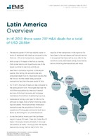 Latin America M&A Overview Report H1 2017 -  Page 3