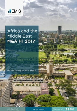 Africa and Middle East M&A Overview Report H1 2017 - Page 1
