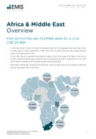Africa and Middle East M&A Overview Report H1 2017 -  Page 3