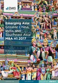 Emerging Asia M&A Overview Report H1 2017 - Page 1