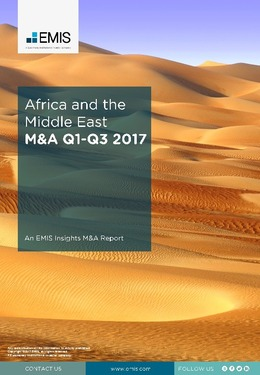 Africa and Middle East M&A Overview Report Q1-Q3 2017 - Page 1