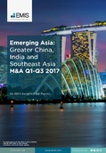 Emerging Asia M&A Overview Report Q1-Q3 2017 - Page 1