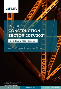 India Construction Sector Report 2017/2021 - Page 1