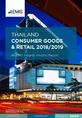 Thailand Consumer Goods and Retail Sector Report 2018/2019 - Page 1