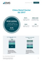 China Retail Sector Report 3rd Quarter 2017 -  Page 13