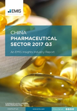 China Pharmaceutical Sector Report 3rd Quarter 2017 - Page 1