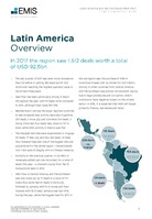 Latin America M&A Overview Report 2017 -  Page 3
