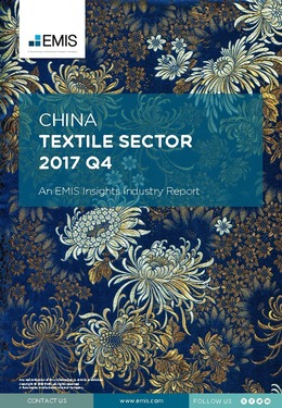 China Textile Sector Report 2017 4th Quarter - Page 1