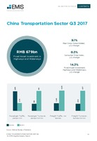 China Transportation Sector Report 2017 4th Quarter -  Page 14