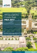 Africa and the Middle East M&A Overview Report 2017 - Page 1