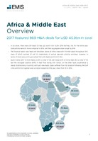 Africa and the Middle East M&A Overview Report 2017 -  Page 3