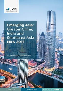 Emerging Asia M&A Overview Report 2017 - Page 1