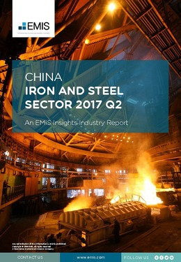 China Iron and Steel Sector Report 2017 2nd Quarter - Page 1
