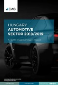 Hungary Automotive Sector Report 2018/2019 - Page 1