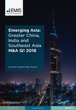 Emerging Asia M&A Overview Report Q1 2018 - Page 1