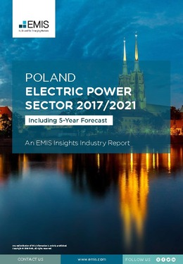Poland Electric Power Sector Report 2017/2021 - Page 1