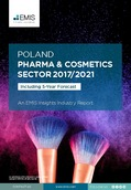 Poland Pharma and Cosmetics Sector Report 2017/2021 - Page 1