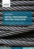 Russia Metal Processing Sector Report 2018/2019 - Page 1