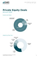 Africa and the Middle East M&A Overview Report H1 2018 -  Page 13
