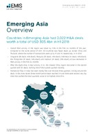 Emerging Asia M&A Overview Report H1 2018 -  Page 3