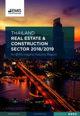 Thailand Real Estate and Construction Sector Report 2018/2019 - Page 1