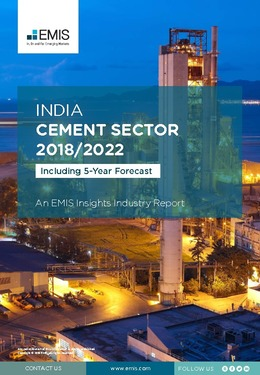 India Cement Sector Report 2018/2022 - Page 1