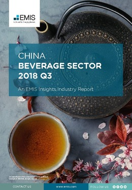 China Beverage Sector Report 2018 3rd Quarter - Page 1