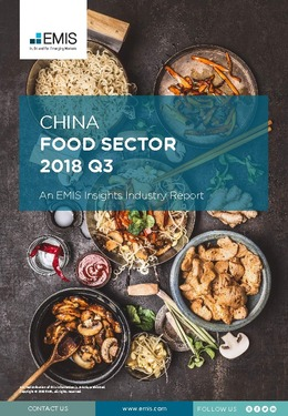China Food Sector Report 2018 3rd Quarter - Page 1
