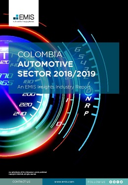 Colombia Automotive Sector Report 2018/2019 - Page 1