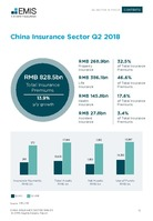 China Insurance Sector Report 2018 3rd Quarter -  Page 13