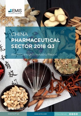 China Pharmaceutical Sector Report 2018 3rd Quarter - Page 1