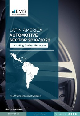Latin America Automotive Sector Report 2018/2022 - Page 1