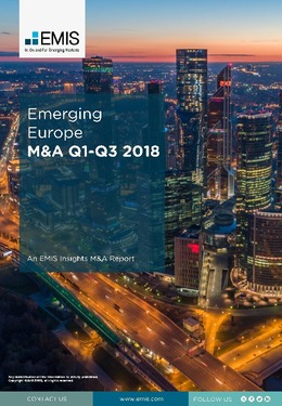 Emerging Europe M&A Overview Report Q1-Q3 2018 - Page 1