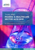 Thailand Pharma and Healthcare Sector Report 2018-2019 - Page 1