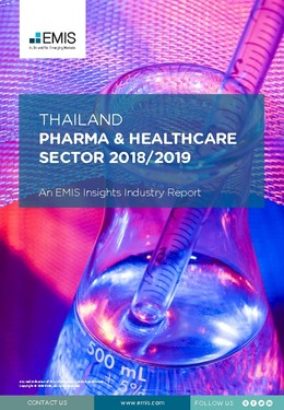 Thailand Pharma and Healthcare Sector Report 2018/2019 - Page 1