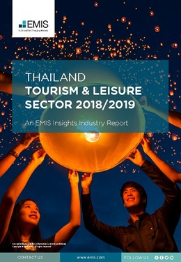 Thailand Tourism and Leisure Sector Report 2018/2019 - Page 1